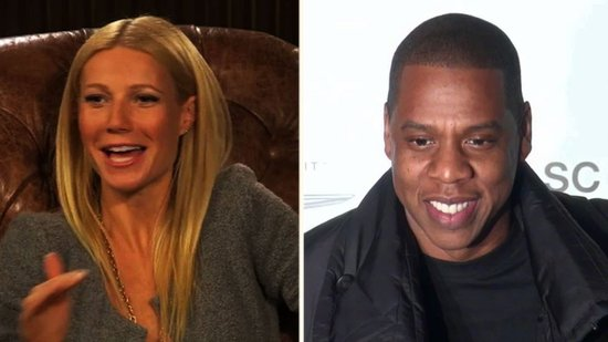 "Video: Gwyneth Paltrow Calls Jay-Z ""One of the People That I Respect Most"""