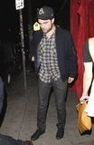 Robert Pattinson out in Los Feliz.