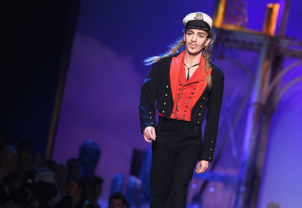 John Galliano Under Fire