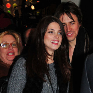 Ashley Greene Reeve Carney Dating Pictures in NYC