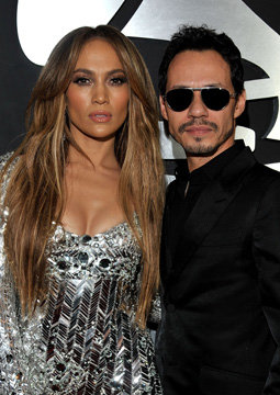 J Lo and Marc Split