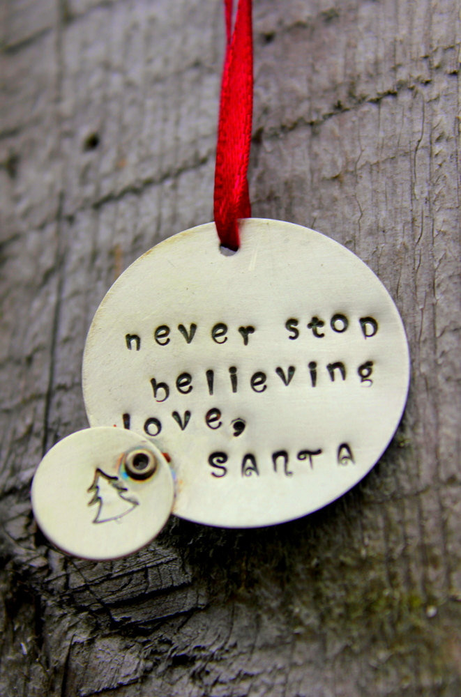 Letter From Santa Ornament ($29)