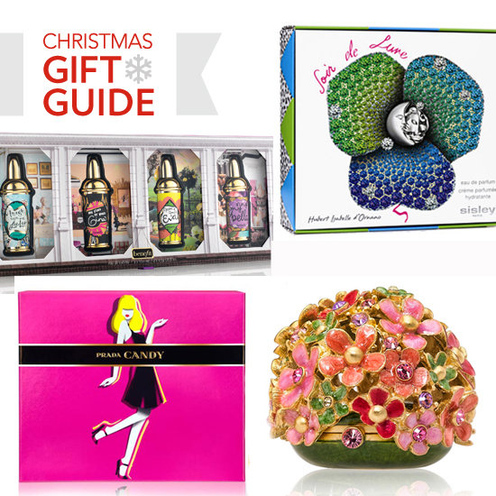 2011 Christmas Gift Guide: Scent-ual Sets For Fragrance Fans