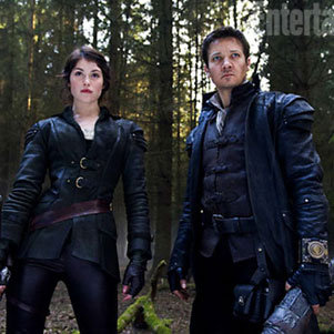 Hansel and Gretel Witch Hunters Picture of Jeremy Renner