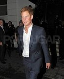 Prince Harry reunited with ex Chelsy Davy.