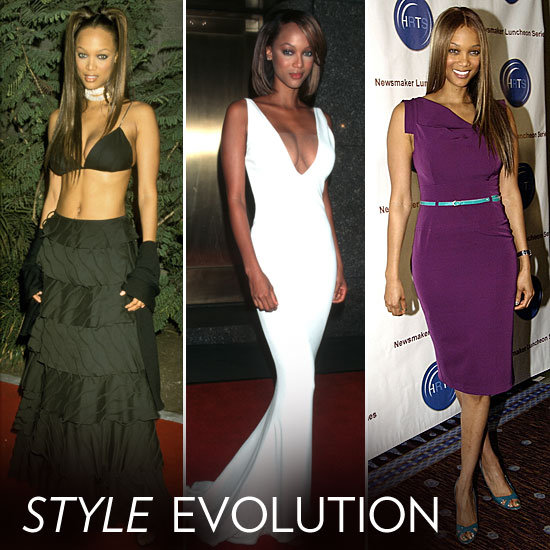 Happy Birthday, Tyra Banks — See Her Style Evolution!