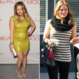 Hilary Duff's Emerging Pregnancy Style