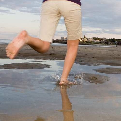 Why Barefoot Running Is So Popular
