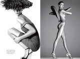 Pictures of Karlie Kloss Nude (NSFW Kids) in Vogue Italia's December Issue, Shot by Steven Meisel