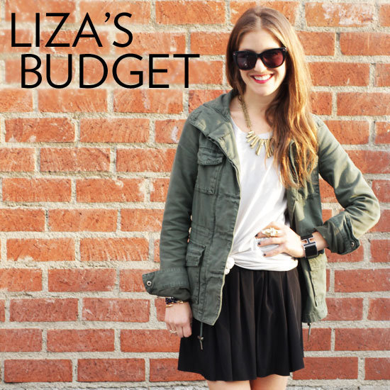 Our FabSugarTV associate producer Liza Kaplan took the $500 budget shopping challenge. Find out how she fared!