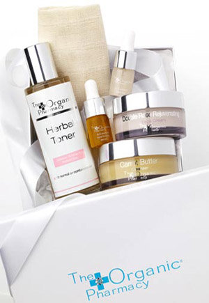 The Organic Pharmacy Skin Essentials Gift Set