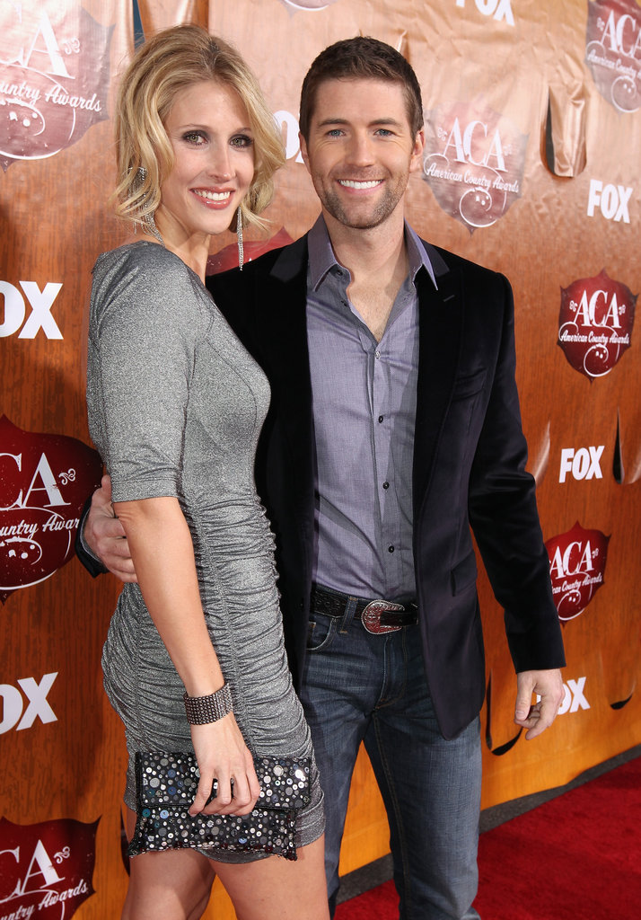 Josh and Jennifer Turner at the American Country Awards.
