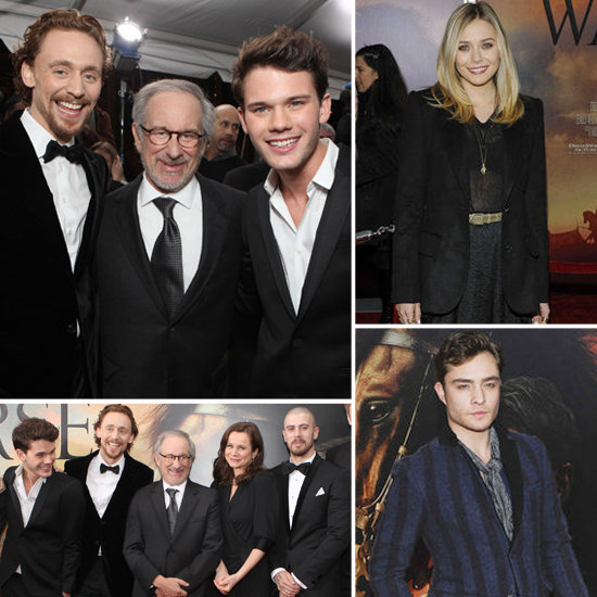 Steven Spielberg's War Horse Premiere Brings Out Hot British Stars — and an Olsen!