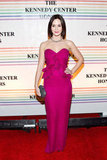 Emily Blunt opted for brilliant color at the Kennedy Center Honors event.