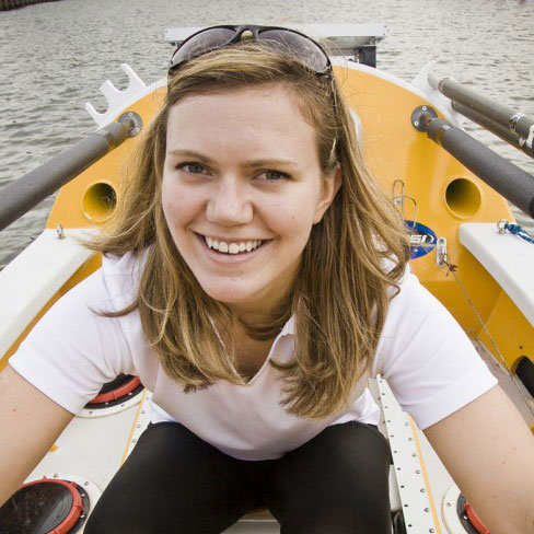 Meet The Gal Who Rowed Across the Atlantic In 70 Days