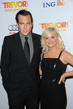 Will Arnett and Amy Poelher