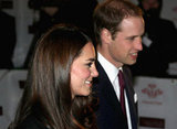 Kate Middleton and Prince William Kick Off the Holiday Season in London!