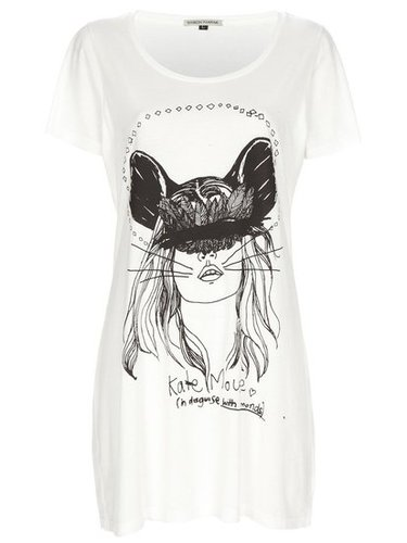 Kate Mouse T-Shirt Dress