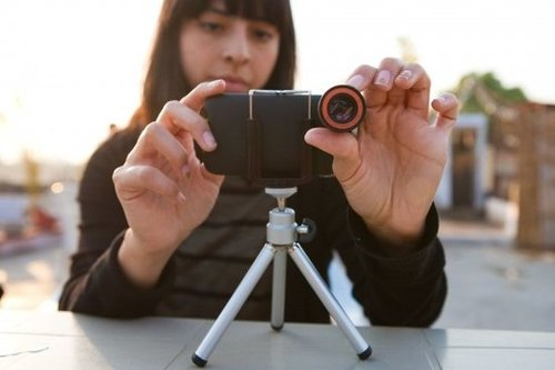 iPhone 4/4s Telephoto Lens Kit