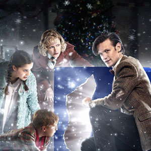 Doctor Who Christmas Episode Prequel Video