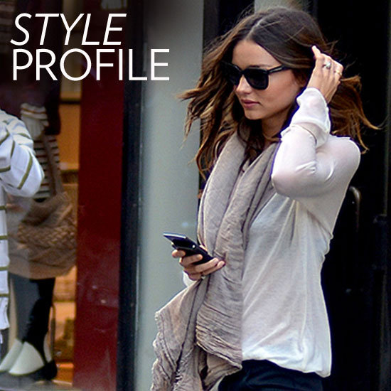 Miranda Kerr Style Guide