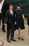 Victoria Beckham's Royal Moment