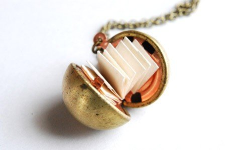 Letter in a Locket