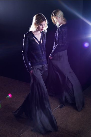 Theyskens&#039; Theory Pre-Fall 2012