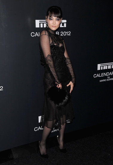 2012 Pirelli Calendar Gala