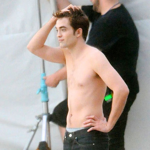 Best Celebrity Shirtless Pictures of 2011