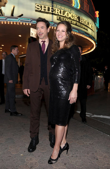 Robert Downey Jr. and Susan Downey just announced they will be having a boy.