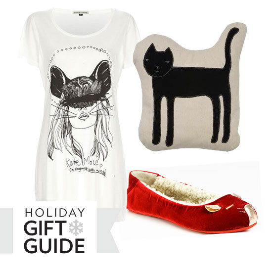 10 Totally Chic Cat and Mouse Themed Gifts