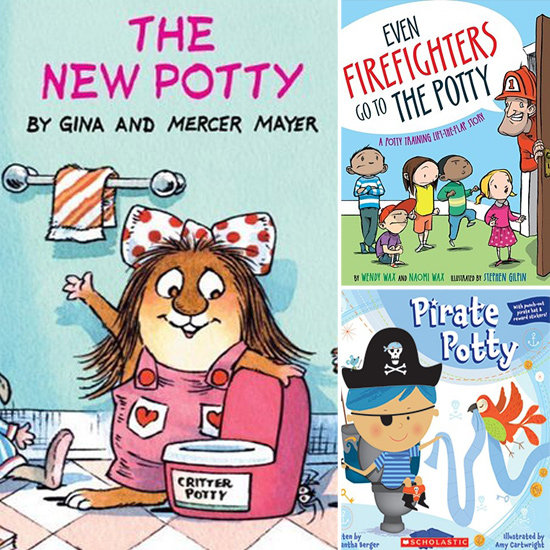 Bathroom Reading: The 10 Best Potty Books For Tots