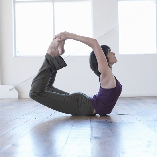 Bow Pose (Dhanurasana)