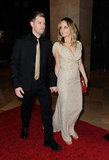 Nicole Richie and Joel Madden got dressed up at the Beverly Hilton Hotel in October 2009.