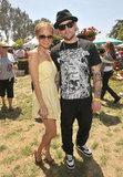 Nicole Richie and Joel Madden stepped out in the Summer of 2008 for a charity event in LA.