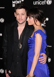 In March 2010, Nicole Richie and Joel Madden attended a charity cocktail party in LA.