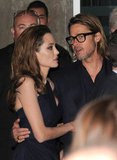 Angelina and Brad Toast Her Directorial Debut With a Lively Afterparty