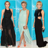 Nicole Richie and Diane Kruger Spread Sultry Holiday Cheer for UNICEF
