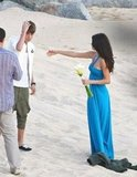Selena Gomez and Justin Bieber were in Cabo for a friend's wedding