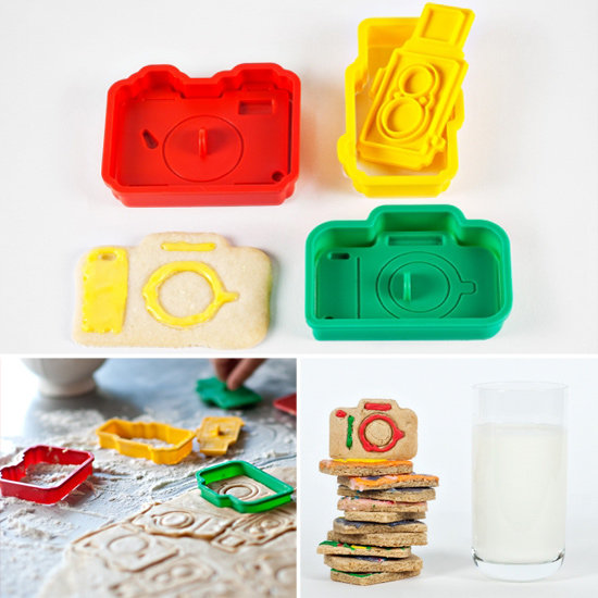 Sweet Weekend Treats: Camera Cookie Cutter Set