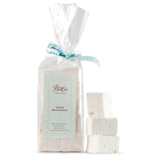 Butter Handmade Vanilla Marshmallows
