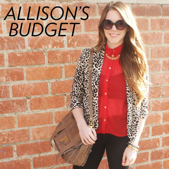 Another week, another $500 budget challenge! FabSugar TV host and producer Allison McNamara offers up her super savvy shopping list.