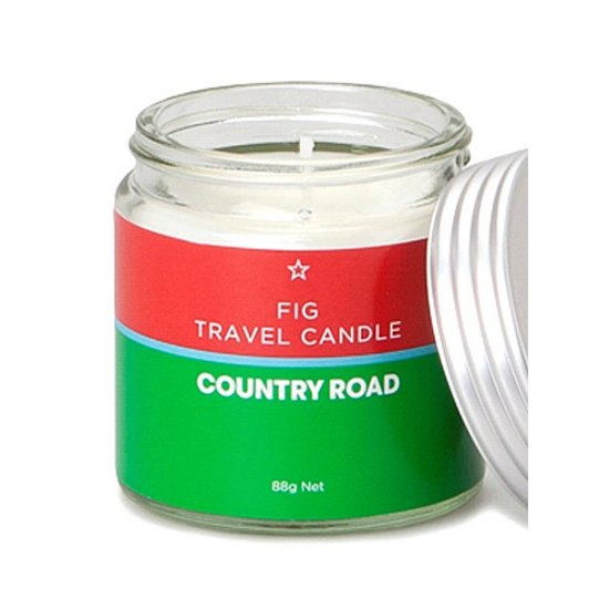 Country Road Fig Travel Candle, $10.47