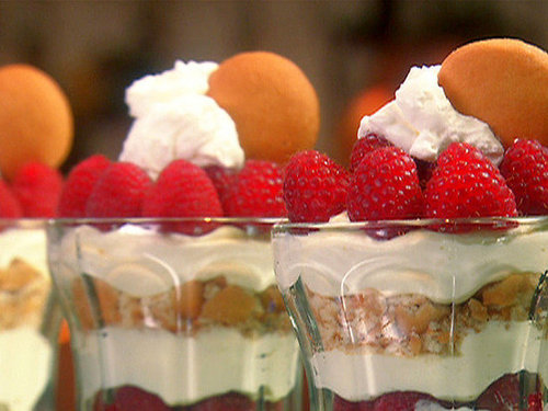 Cheesecake Parfaits
