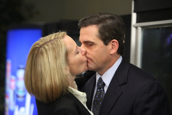 Holly and Michael, The Office