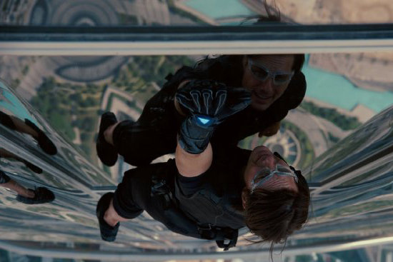 <b>Mission: Impossible — Ghost Protocol</b>