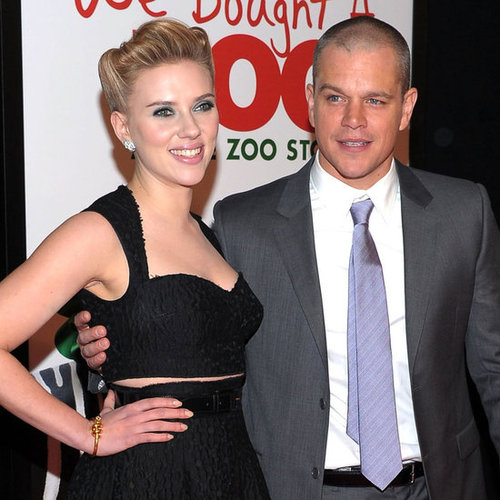 We Bought a Zoo NYC Premiere Pictures with Matt Damon, Scarlett Johansson, Elle Fanning