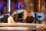 Tom Cruise was a guest on Spain's El Hormiguero.