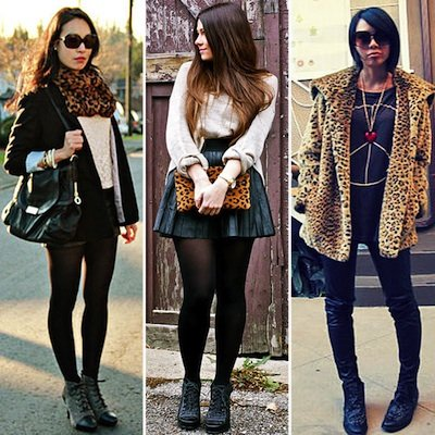 Styling Tip: Wear Leopard Prints